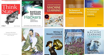10 Free Must-Read Books for Machine Learning and Data