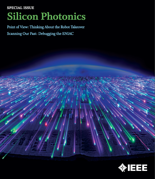 Silicon Photonics-Special Issue of Proceedings of the IEEE