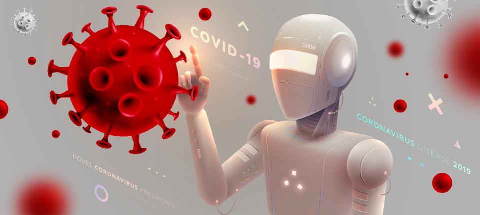 Inteligência artificial para exclusão rápida de infecção COVID-19 -  Inteligência Artificial