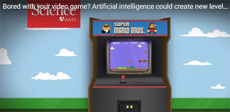 Bored with your video game? Artificial intelligence could