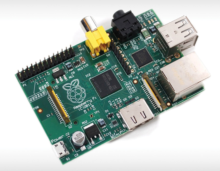 Raspberry Pi can be programmed with Mathworks MATLAB and