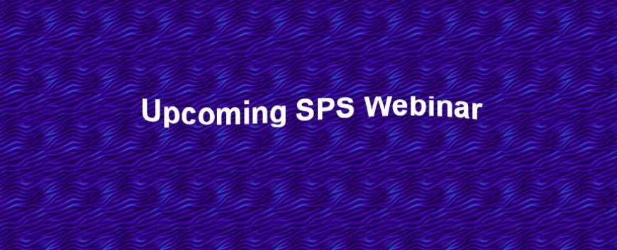 SPS Webinar