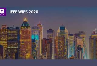 WIFS 2020 conference photo