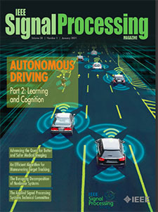 IEEE Signal Processing Magazine Cover